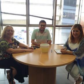 Visitando el Centro de Emprendedores de Las Palmas de Gran Canaria