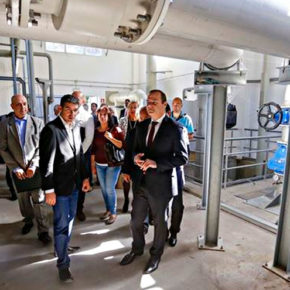 Cs solicita el informe de autorización de Medio Ambiente para la ejecución de las obras de la depuradora de Tamaraceite