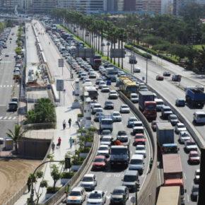 Ciudadanos teme que el desplazamiento de la autovía ponga en riesgo el futuro soterramiento de la Avenida Marítima