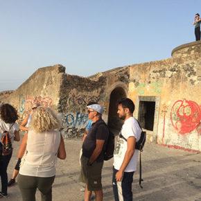 Ciudadanos se congratula de que se vaya a rehabilitar la batería militar del barrio de San Juan