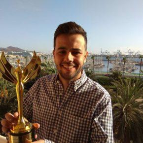 Ciudadanos felicita al concejal Javier Amador por su premio internacional como 'Líder Emergente'