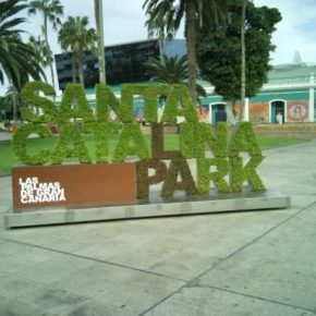 Ciudadanos denuncia la falta de baños públicos en el Parque de Santa Catalina